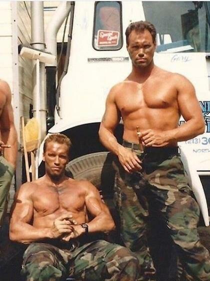 Arnold Schwarzenegger E613c