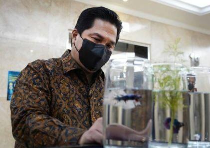 Menteri Erick Thohir 8410b