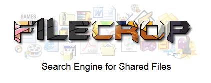 Filecrop Search