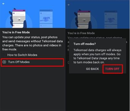 Cara Aktifkan Mode Gratis Facebook Lite Mobile Terbaru Jalantikus