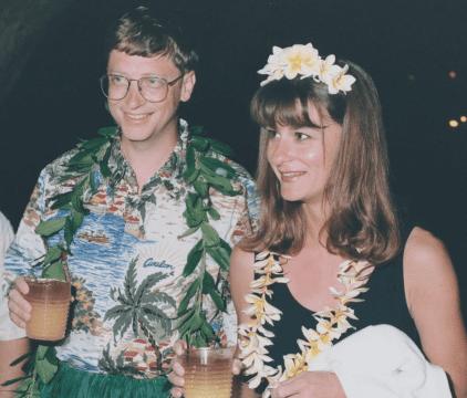 Bill Gates Gemar Pesta 2214e