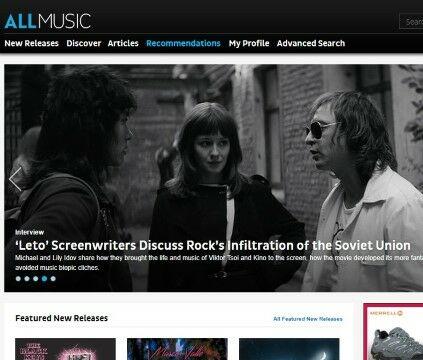 Situs Allmusic Custom 0cd1a