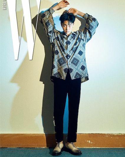 Artis Korea Pakai Batik F2815