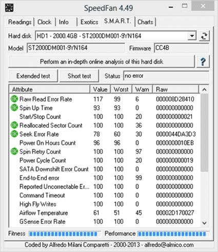 Cara Mudah Monitor Suhu Komputer Speedfan 5