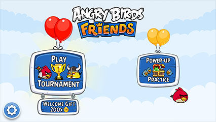 Angry Birds Friends Tournament