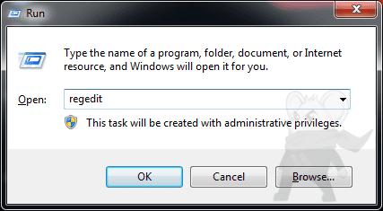 Cara Menghilangkan Shortcut Windows