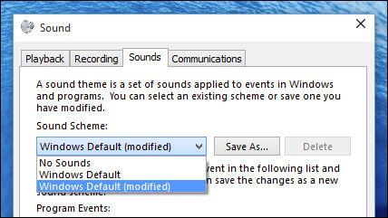 Cara Menghilangkan Suara Notifikasi Di Windows 10 4