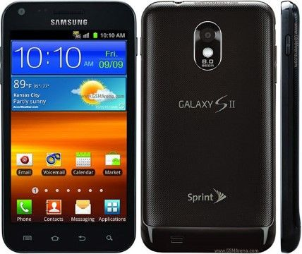 Samsung Galaxy S II Epic 4G Touch 0102b
