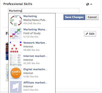 Fitur Baru Professional Skill Dari Facebook 1