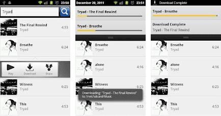 5 Aplikasi Download Lagu Dan Mp3 Di Android 2