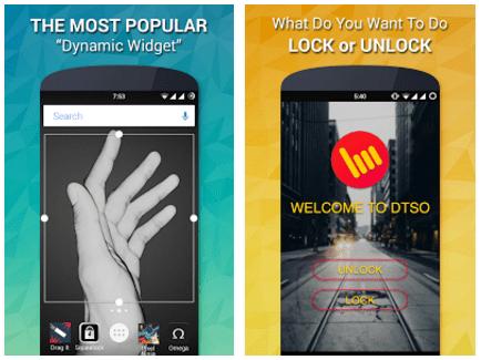 Aplikasi Tap Screen