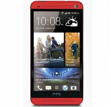 Htc One Merah