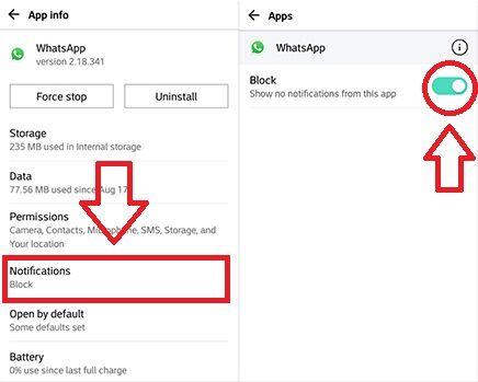 Cara Menonaktifkan Whatsapp 4 917ac