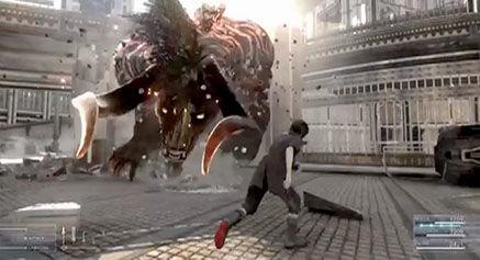Final Fantasy XV Hadir Dengan Gameplay Full Action Gameplay 1