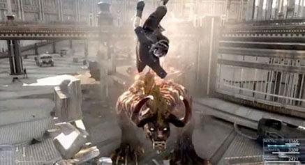 Final Fantasy XV Hadir Dengan Gameplay Full Action Gameplay 2