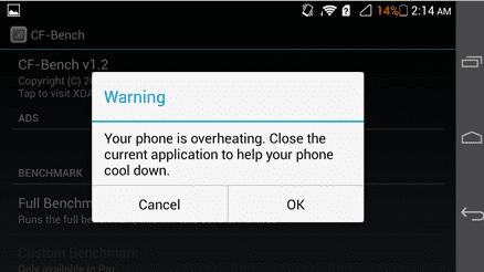 Batas Wajar Panas Smartphone 2