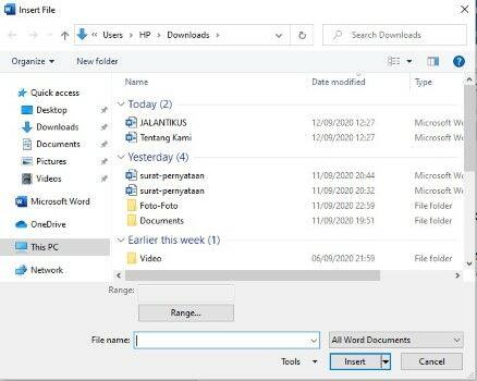 Cara Menggabungkan File Word Menjadi 1 Online 7fa57