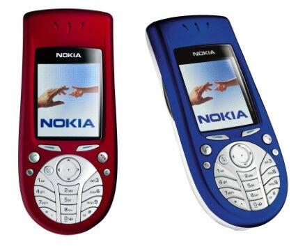 Nokia 3660 0cd87
