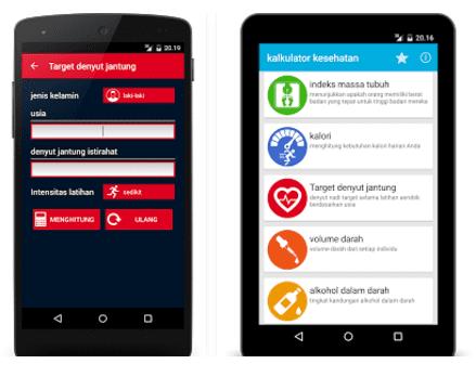 Aplikasi Pendeteksi Penyakit