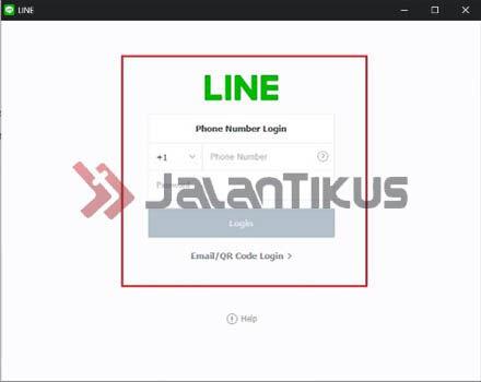 Cara Daftar Line Di Pc Fa90d