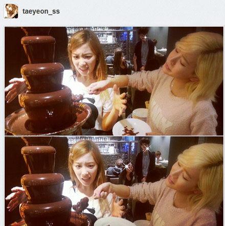 Instagram Taeyeon Ss