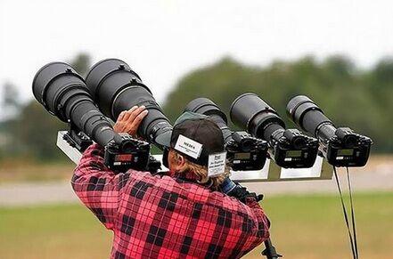 Aksi Berani Para Fotografer Olahraga 20