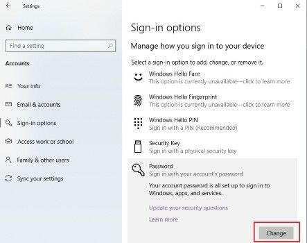 Cara Menghilangkan Password Lock Screen Di Windows 10 0e962