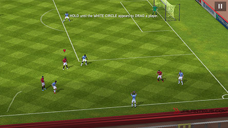 Review FIFA 14 For Android 3