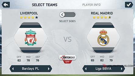 Review FIFA 14 For Android 5