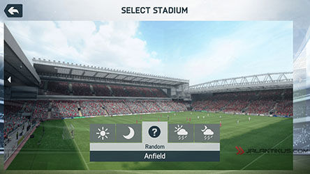 Review FIFA 14 For Android 9