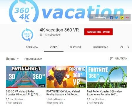 4k Vacation 360 D0c4c