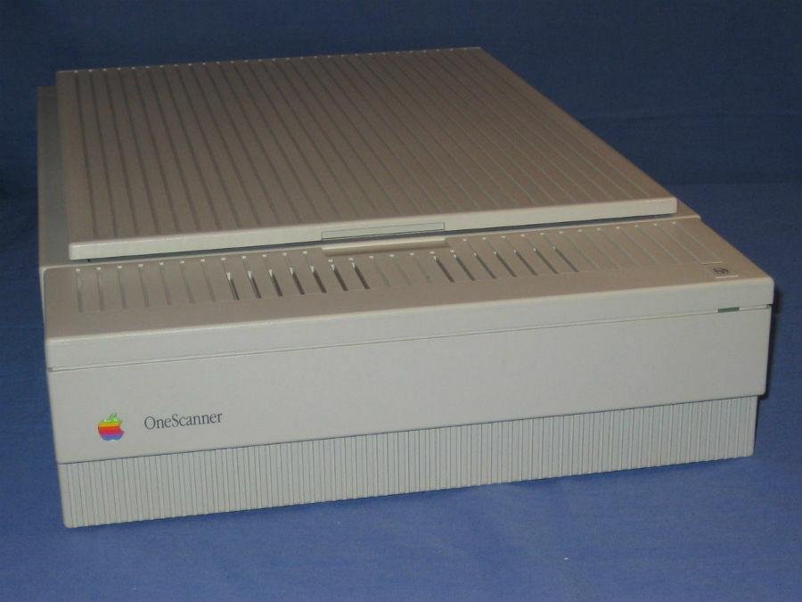 Apple-OneScanner