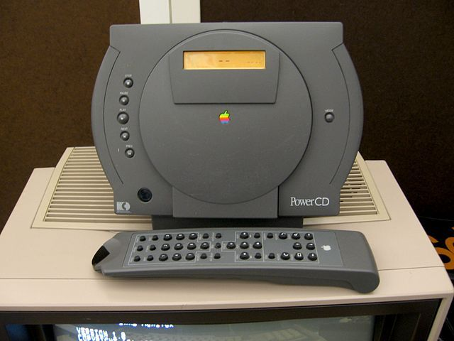 Apple-PowerCD
