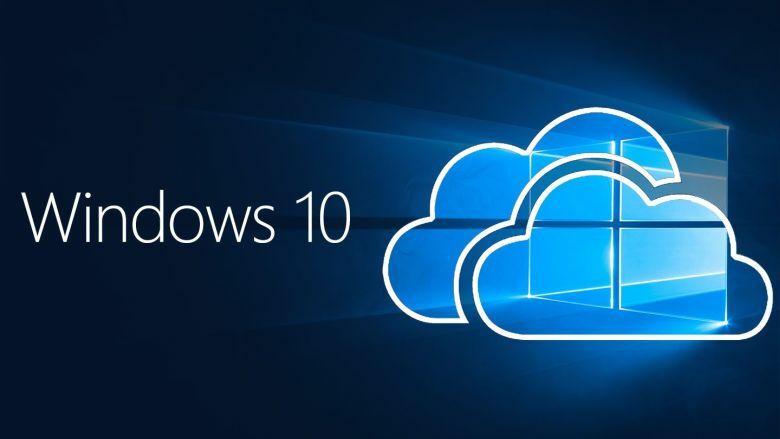 Windows 10 Cloud