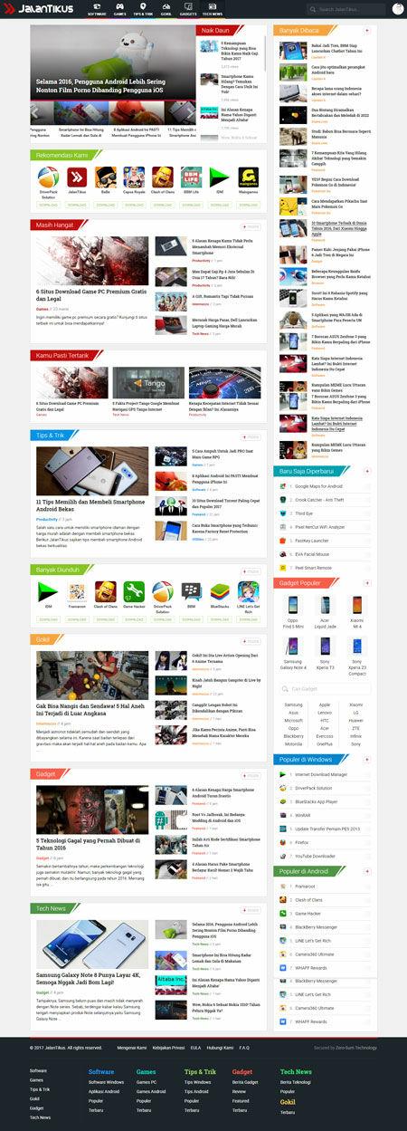Cara Screenshot Panjang Halaman Web Di Komputer 7