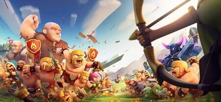 Wallpaper Clash Of Clans Mini 27