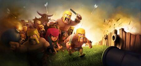 Wallpaper Clash Of Clans Mini 21