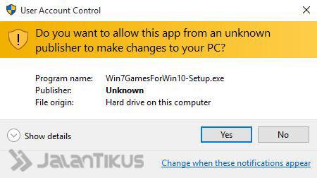 Install Game Windows 7 Di Windows 10 1