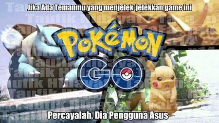 Meme Pokemon Go 23