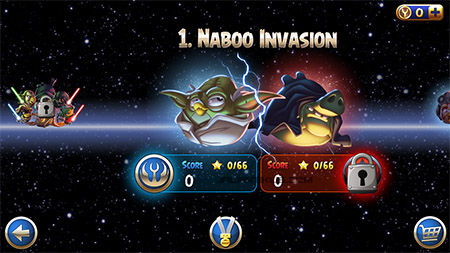 Review Angry Birds Star Wars II 3