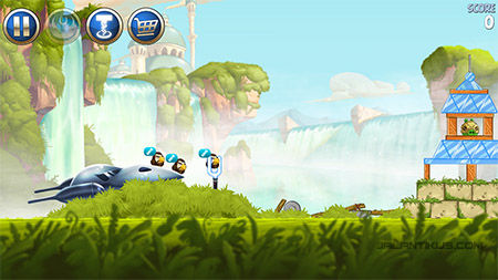 Review Angry Birds Star Wars II 4