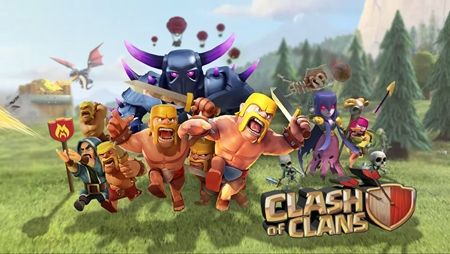 Wallpaper Clash Of Clans Mini 1