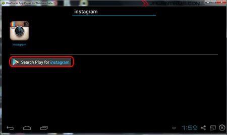 Cara Membuat Akun Instagram Di PC 2