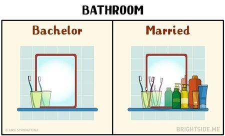 Perbedaan Laki Laki Sebelum Dan Sesudah Menikah 10