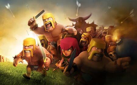 Wallpaper Clash Of Clans Mini 5