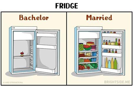 Perbedaan Laki Laki Sebelum Dan Sesudah Menikah 4