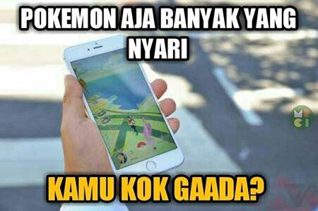 Meme Pokemon Go 16