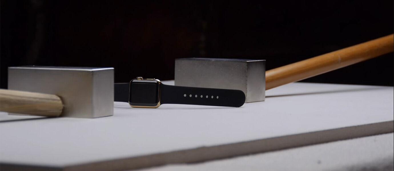 Video: Apakah Apple Watch Akan Gepeng Apabila Diapit Dua Magnet Ganas ...