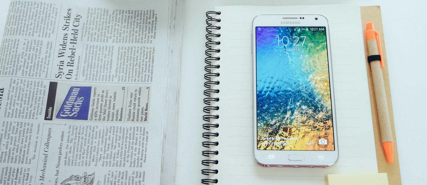 Samsung GALAXY E Series, Smartphone Pas untuk Kamu yang Nggak Mau Kompromi