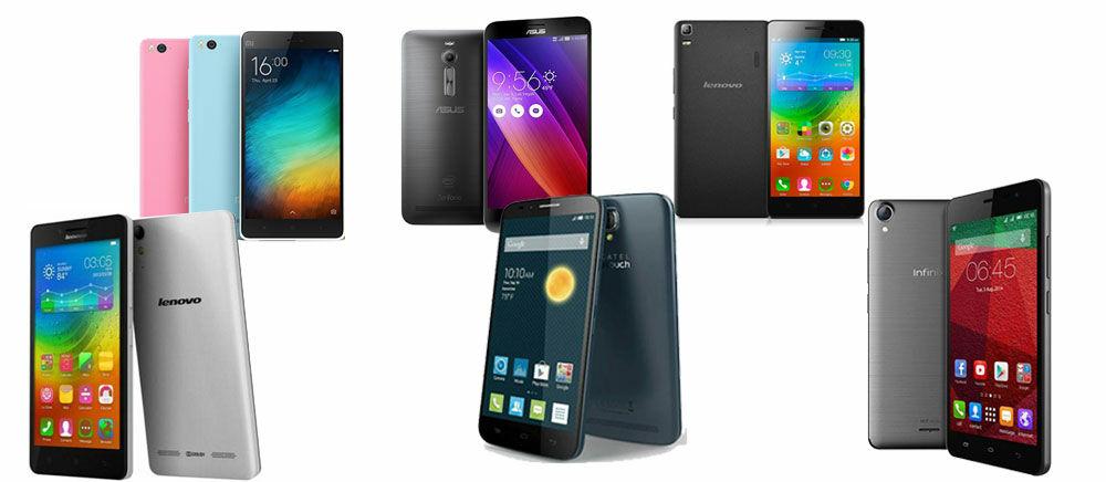 Rekomendasi HP Android Terbaru Harga Rp 2 Jutaan September 2015